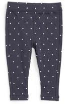 Tea Collection Polka Dot Pants (Baby Girls)