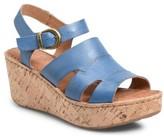Børn Women's B?rn Anori Platform Wedge Sandal