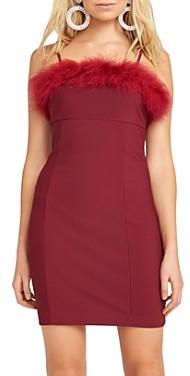 Show Me Your Mumu Kara Embellished Mini Dress