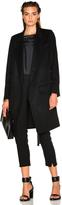 Ann Demeulemeester Soft Wool Coat