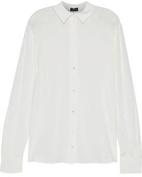 Joseph Silk-crepe Shirt