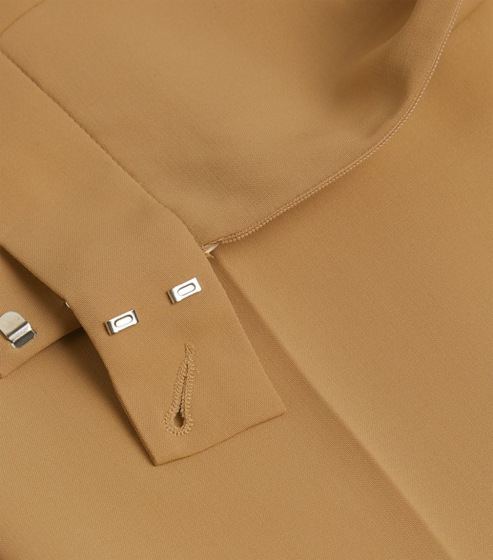 Thumbnail for your product : Camilla And Marc Cropped Bailey Trousers