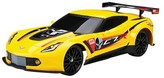 F&F New Bright 1:12 Full Function R/C Chargers Corvette C7R, Yellow