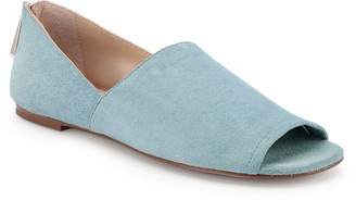 Botkier Maxine Peep Toe Flat