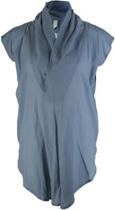Format TOAT Grey Plain Blouse - XS - Grey