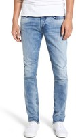 Hudson Men's Vaughn Biker Skinny Fit Jeans