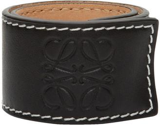Loewe Black Slap Bracelet