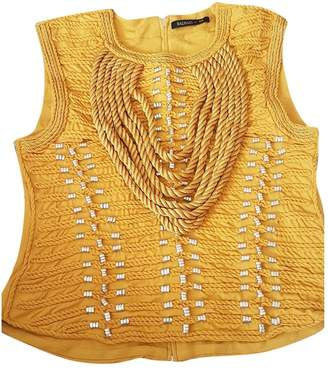 Balmain For H&M For H&m \N Yellow Top for Women
