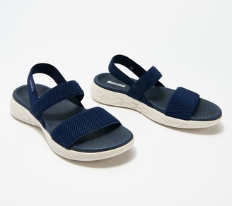 Skechers On-The-Go Gore Back-Strap Sandals - Flawless