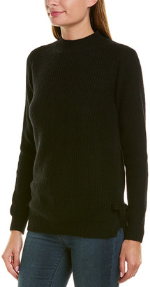 J.Mclaughlin Wool & Cashmere-Blend Sweater