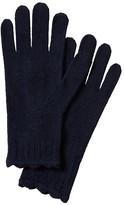 Banana Republic Italian Superloft Scallop Glove