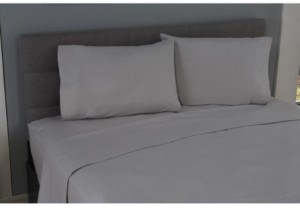 Spectrum Home True Stuff King Flat Sheet Bedding