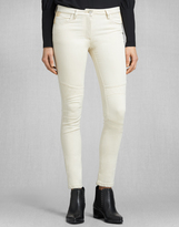 Belstaff Byrds Skinny-Fit Trousers White