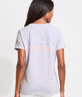 Thumbnail for your product : Vineyard Vines Two-Tone Vintage Whale Pocket Tee
