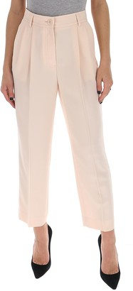 See by Chloe Cropped Tailored Trousers