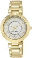 Nine West Round Dial Bracelet Watch