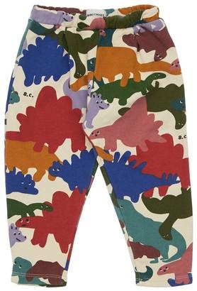 Bobo Choses Dino Print Organic Cotton Sweatpants