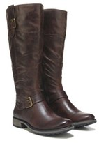 Bare Traps Women's Sherwood Wide Calf Riding Boot