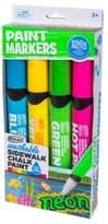 Mattel Outdoor Sidewalk Chalk Paint Markers