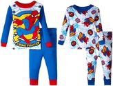 Marvel Spiderman 4 Piece Set (Baby) - Multicolor - 12 Months