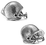 Cufflinks Inc. Sterling Silver Football Helmet Cufflinks