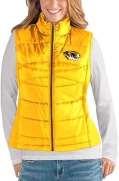 G Iii Sports G-iii Sports Women's Missouri Tigers Puffer Vest