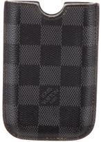 Louis Vuitton Damier Graphite iPhone 3G Case