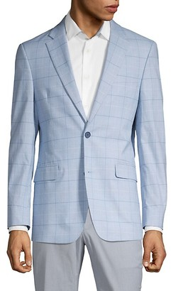 Tommy Hilfiger Notch-Lapel Stretch Sportcoat