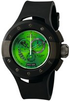 Invicta Men's 6484 S1 Collection Chronograph Black Rubber Watch