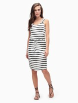 Splendid Huntington Stripe Knotted Dress