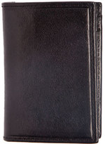 Trafalgar Men's Hawthorne Exterior Money Clip Wallet