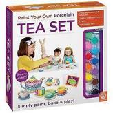 Mindware Paint Your Own Porcelain - Doll Tea Set