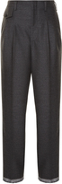 Golden Goose Deluxe Brand Sally high-rise relaxed trousers