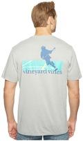 Vineyard Vines Short Sleeve Performance Lacrosse Game Pocket T-Shirt Men's T Shirt