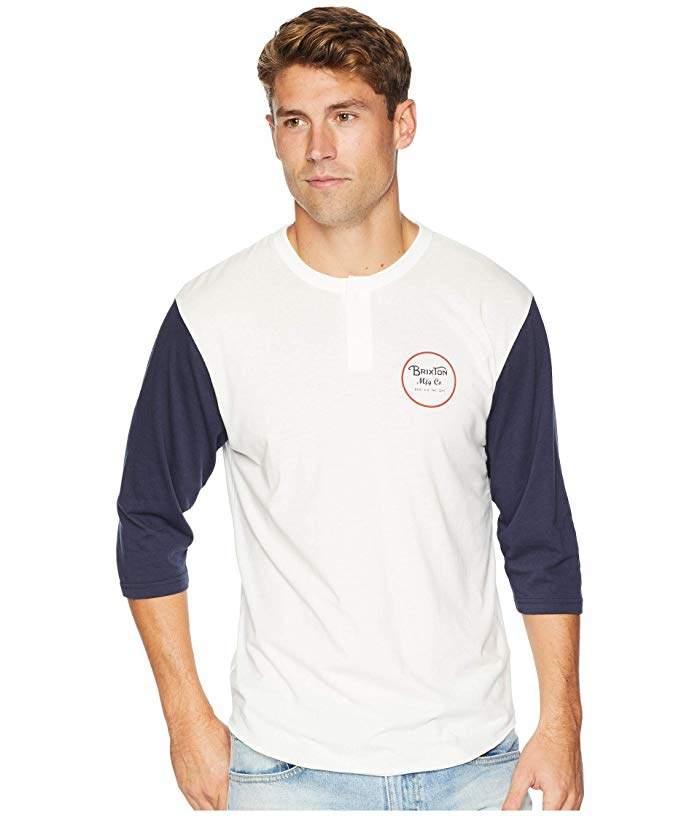 cc69fd51 Henley Baseball T-shirt - ShopStyle