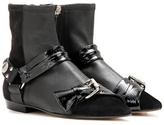 Isabel Marant Reidya leather ankle boots