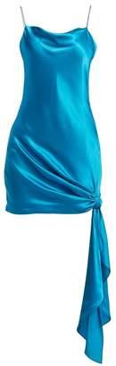 Cinq à Sept Ryder Silk Tie Dress