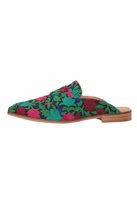Free People Brocade Spanish Loafers