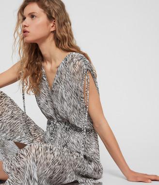 AllSaints Kamila Zed Dress
