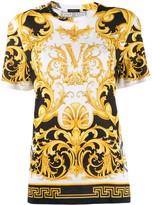 Versace Virtus Barocco print T-shirt