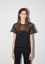 MM6 MAISON MARGIELA Transparent Knit Pullover