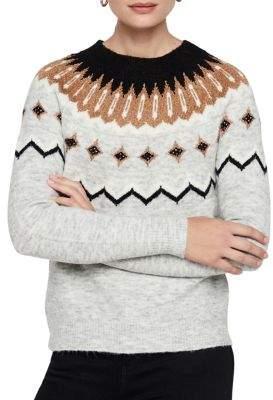 Vero Moda Raglan-Sleeve Sweater