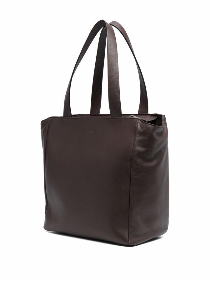 Thumbnail for your product : Calicanto Geometric-Panel Tote Bag