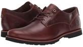 Timberland Kendrick Waterproof Oxford (Black Full-Grain) Men's Shoes