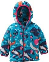 Patagonia Toddler Girl's 'Synchilla' Full Zip Fleece Hoodie