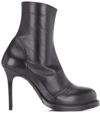 Ann Demeulemeester High-Heel Ankle Boots