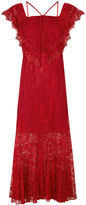 Alice McCall Wine Lace Electric Woman Dress