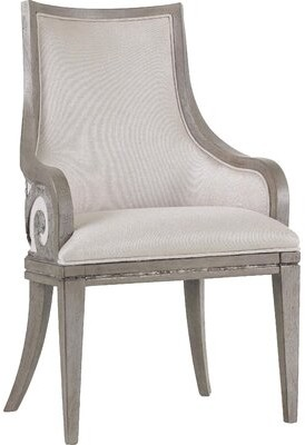 Hooker Furniture Sanctuary Upholstered Dining Arm Chair (Set of 2