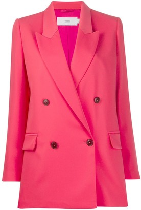 Closed Longline Double Breasted Blazer