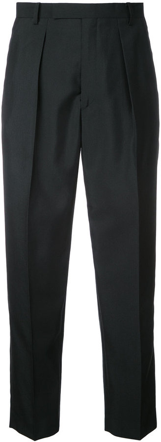 CITYSHOP tailored cropped trousers